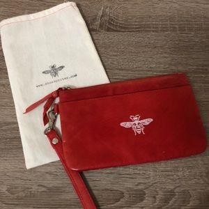 Handbags - Bee Wristlet